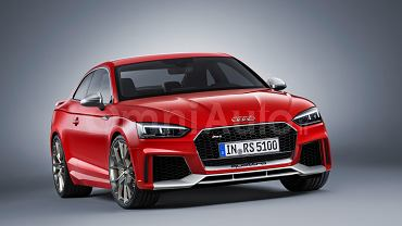 Wizualizacje Audi RS5