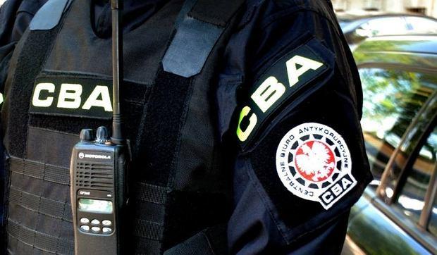 CBA zatrzymało naczelnika Urzędu Skarbowego w Jarosławiu i czworo biznesmenów