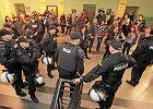 Blamaż poznańskiej policji