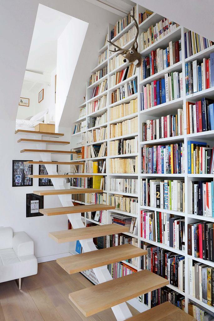 Biblioteczka Domowa Jak Przechowywać Książki W Domu