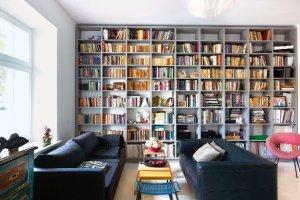 Wn�trza: mieszkanie w stylu vintage na �oliborzu
