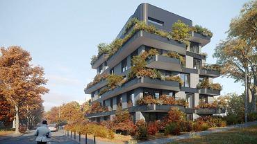 Budynek Drzymały 27 zaprojektowany przez architektów z pracowni Ultra Architects
