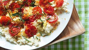 Cytrusowa mozzarella z rozmarynem