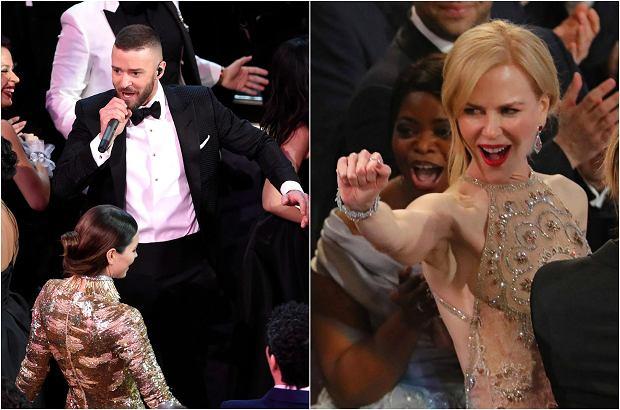 Justin Timberlake otworzył galę Oscarów w nietypowy sposób. Nie było ani jednej osoby, która by się źle bawiła.