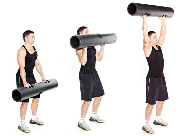 Ćwiczenia: jak skutecznie wzmocnisz ramiona