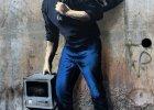 Banksy w czarnej dziurze