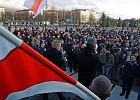 Na Białorusi biją. Polska milczy