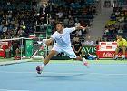 Micha� Przysi�ny odrobi� straty w meczu Polska - Ukraina [ZDJ�CIA]