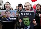 Demonstracje w Rosji. Rekordowa liczba zatrzymanych przez policję