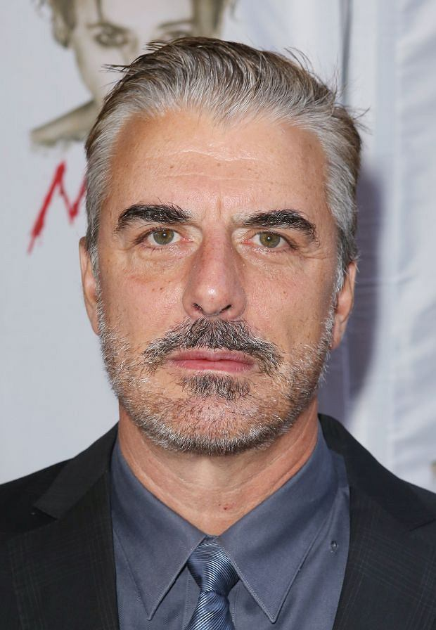 April 21, 2013: Chris Noth attending the Broadway Opening Night Performance of 'MACBETH' starring Alan Cumming at The Barrymore Theatre in New York City, USA. Mandatory Credit: Walter McBride/INFphoto.com Ref: infusny-256 |sp|