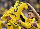 Liga niemiecka. Pauza Roberta Lewandowskiego, remis Bayernu Monachium. Zwycięska Borussia Dortmund