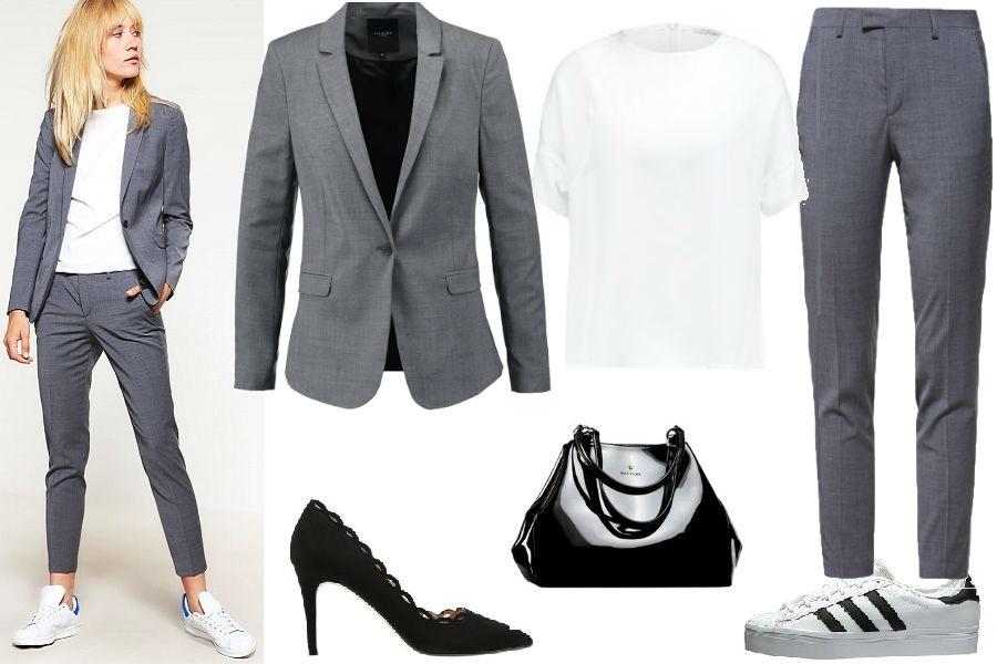 8f00231fba Damskie garnitury - trzy stylizacje idealne do pracy