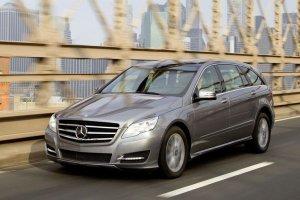 Mercedes Klasy R | Nowe miejsce produkcji