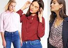 Kolorowe koszule do pracy - zobacz propozycje stylistki
