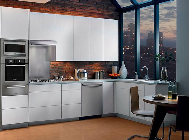 5 pomysłów na kuchenną ścianę -> Kuchnia Z Ikei Czy Od Stolarza