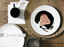 Stek z tuńczyka w sosie sojowo-balsamicznym - ugotuj