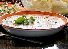 Zupa z kefirem - ugotuj