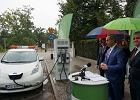 Fundusz robi kampanię kandydatowi PiS, wykorzystując miejskie auta. Zastępcę prezydenta czeka kara