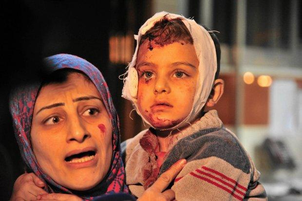 Ranni pod Damaszkiem