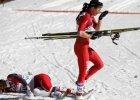 Justyna Kowalczyk dziękuje rodzicom za złoty medal