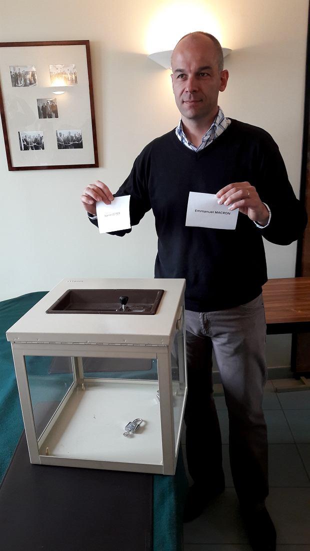 Wybory we Francji. 70 kilometrów od Paryża, w bastionie Marine Le Pen. Nauczyciel geografii: Rosja gwarantem pokoju