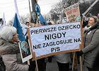 Demonstracja KOD w Warszawie