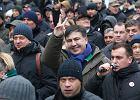 Gruzini z ciekawością obserwują ukraińskie życie Micheila Saakaszwilego