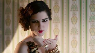 Michalina Olszańska jako Pola Negri - kadr z trailera