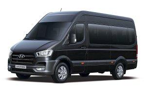 Hyundai H350 | Nowe auto dostawcze dla Europy