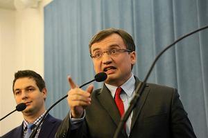 """Szkoda, że minister Ziobro nie ma odpowiednich """"uprawnień"""""""