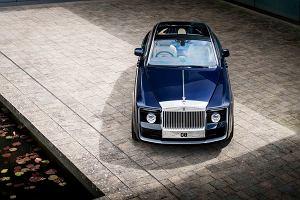 To najdroższe nowe auto świata. Ponad 47 milionów zł za Rolls-Royce'a. Drogi, bo jedyny na świecie