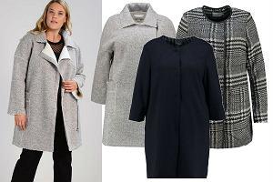 Płaszcz plus size w trzech modnych zestawieniach