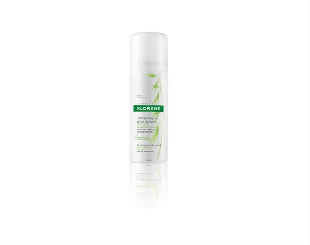 KLORANE suche szampony w wersji mini 50 ml. Idealne na wakacje i w podróży