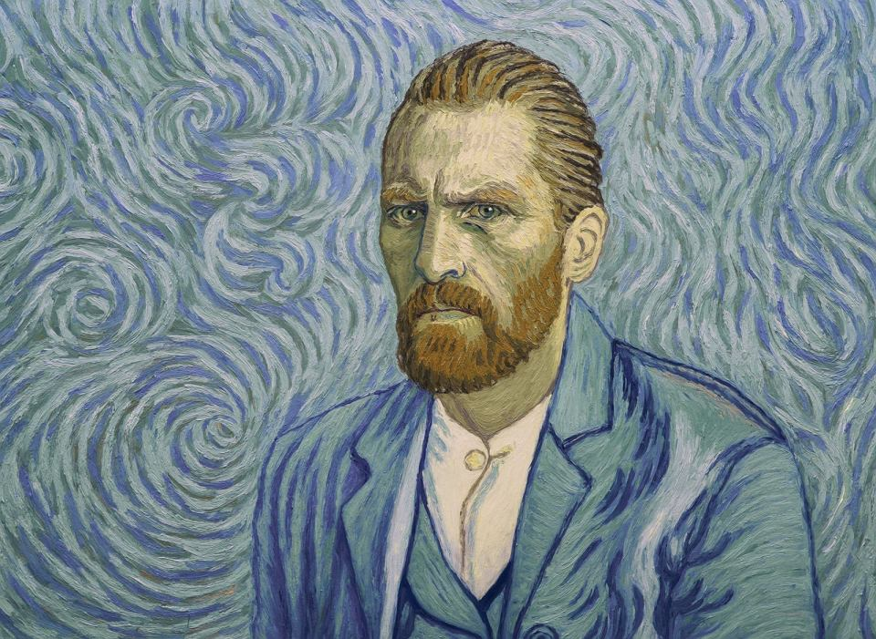 Robert Gulaczyk jako Vincent Van Gogh
