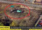Wrak helikoptera należącego do właściciela Leicester City