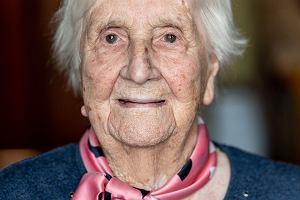 Wchodziła i bez strachu mówiła, czego chce. Na tej zasadzie weszła do obozu w Sachsenhausen, żeby odwiedzić braci [STULATKOWIE NA STO LAT]