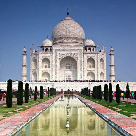 Ten symbol Indii, to grobowiec. Z jego powstaniem wi��e si� historia wielkiej mi�o�ci