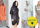 Sukienki z kapturem - ponad 40 propozycji z jesiennych kolekcji