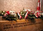 RMF FM: Zakończyły się badania szczątków pary prezydenckiej. Są wyniki sekcji Marii Kaczyńskiej
