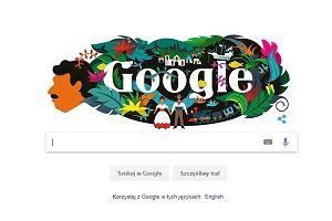 """Gabriel Garcia Márquez w Google Doodle. Autor """"Stu lat samotności"""" urodził się 91 lat temu"""