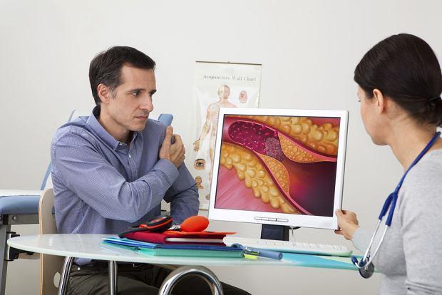 Choroba niedokrwienna serca: objawy, leczenie
