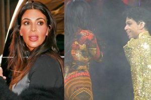 Kim Kardashian, Prince