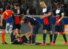 """Liga Mistrzów. """"L'Equipe"""": Ibrahimović nie zagra w rewanżu"""