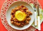 Szafranowy ry� z kurczakiem w sosie s�odko- kwa�nym