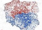 Dlaczego na p�nocy jest Red�OWO i Mr�gOWO, a na po�udniu Krak�W i Rzesz�W? J�zykoznawcy PAN t�umacz� nasze mapy