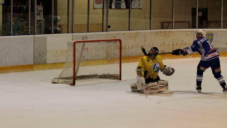 Amerykański bramkarz Orlika John Murray jest obecnie najlepszym golkiperem w hokejowej ekstralidze
