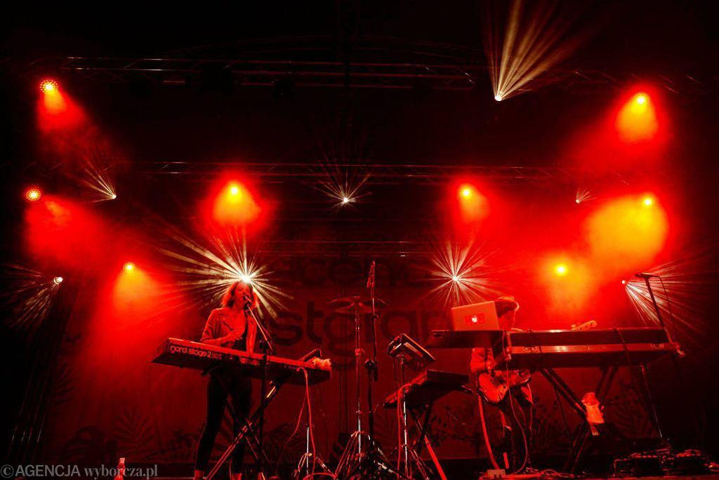 Koncert The Dumplings podczas Olsztyn Green Festival 2017 / ROBERT ROBASZEWSKI