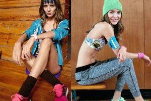 Sportowe ubrania z jesienno-zimowych kolekcji