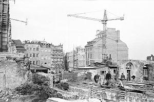 60 lat warszawskiej Star�wki. Dlaczego Bierut zgodzi� si� na odbudow�?