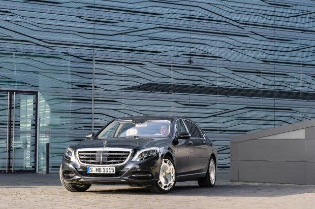 Mercedes-Maybach Klasy S | Znamy ceny